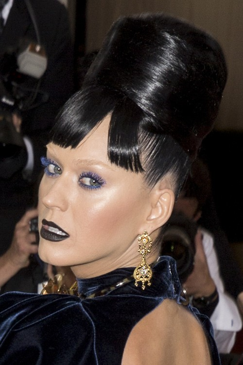 Incredible Katy Perry39S Hairstyles Amp Hair Colors Steal Her Style Short Hairstyles For Black Women Fulllsitofus