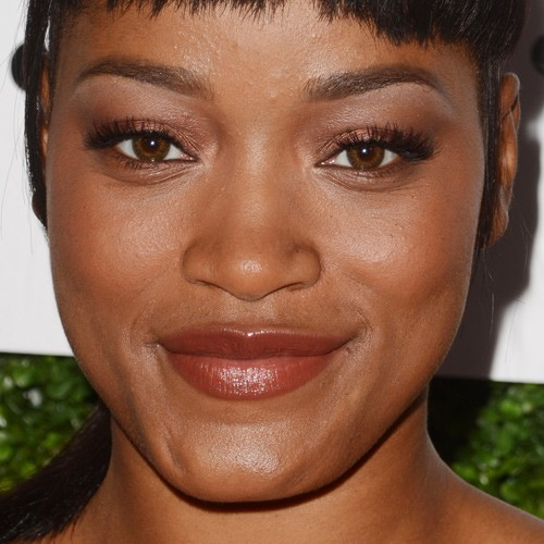Keke palmer no makeup