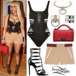 photo posted by Nicki Minaj on instagram