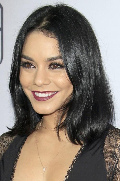 Vanessa hudgens prom hairstyles