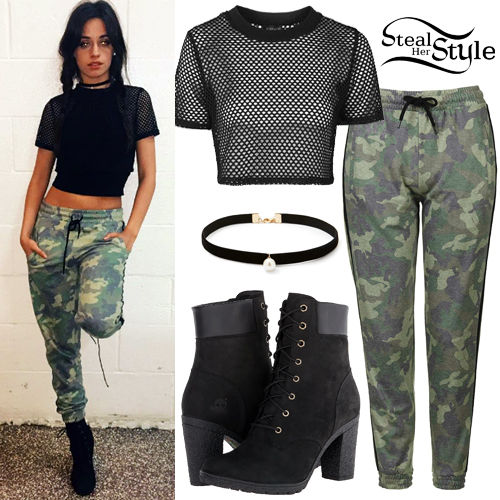 Camila Cabello Clothes Amp Outfits Steal Her Style