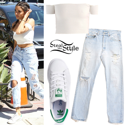 Madison Beer out and about in Los Angeles. August 11th, 2016 - photo: FameFlynet