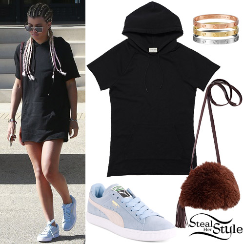 Sofia Richie shopping at Barneys New York in Beverly Hills, California. August 4th, 2016 - photo: FameFlynet