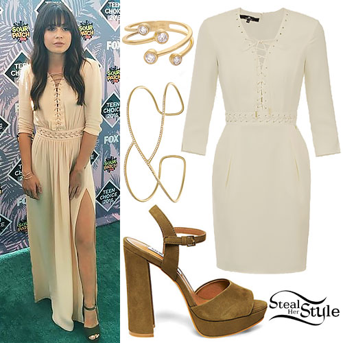 Bea Miller: 2016 Teen Choice Awards Outfit