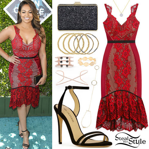 Bethany Mota: 2016 Teen Choice Awards Outfit
