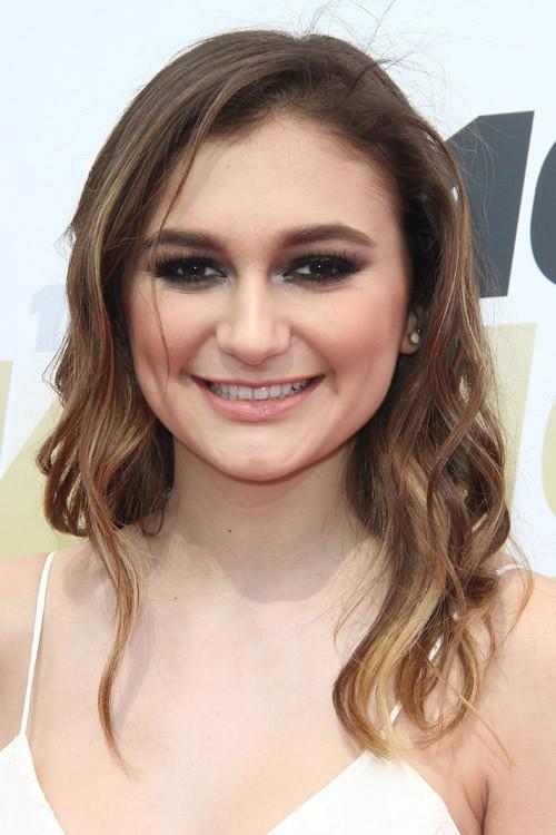 peekaboo hairstyles : Celebrity Peek-A-Boo Highlights Hairstyles Steal Her Style