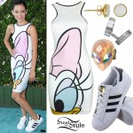 Jenna Ortega: 2016 Teen Choice Awards Outfit
