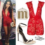 Laura Marano: 2016 Teen Choice Awards Outfit