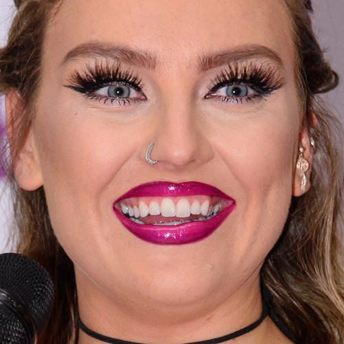 Perrie Edwards ... Perrie Edwards Smokey Eye