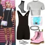 Rena Lovelis: 2016 Teen Choice Awards Outfit