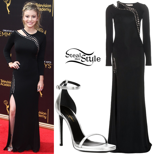 G Hannelius at The 68th Creative Arts Emmy Awards in Los Angeles. September 10th, 2016 - photo: PacificCoastNews