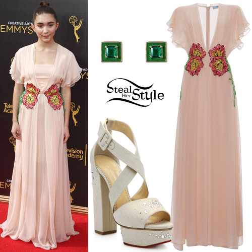 Rowan Blanchard at The 68th Creative Arts Emmy Awards in Los Angeles. September 10th, 2016 - photo: PacificCoastNews