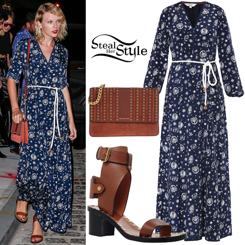 Taylor Swift Dress November 2017