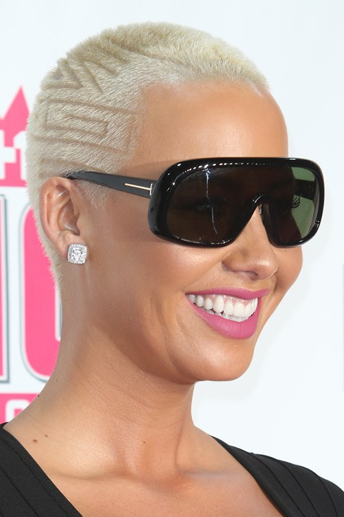 Amber Roses Hairstyles Hair Colors Steal Her Style Page 2