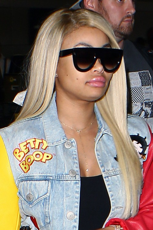 MHD, PacificCoastNews.com - Blac Chyna's Hairstyles & Hair Colors Steal Her Style Page 2