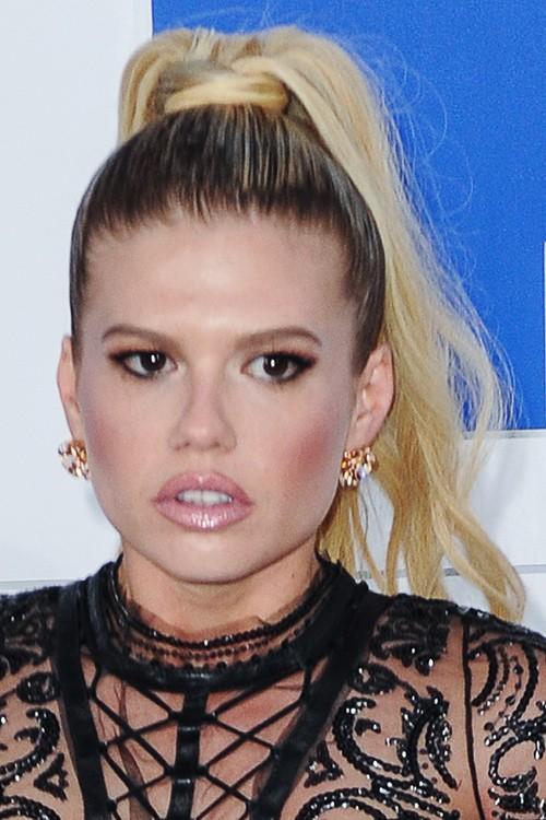 Chanel West Coast No Makeup