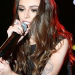 155439, Cher Lloyd performs on stage during The Summer Concert Series At The Grove in Los Angeles. Los Angeles, California - Wednesday August 27, 2016. Photograph: © PacificCoastNews. Los Angeles Office (PCN): +1 310.822.0419 UK Office (Photoshot): +44 (0) 20 7421 6000 sales@pacificcoastnews.com FEE MUST BE AGREED PRIOR TO USAGE