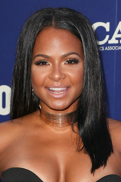 Christina Milian S Hairstyles Amp Hair Colors Steal Her Style