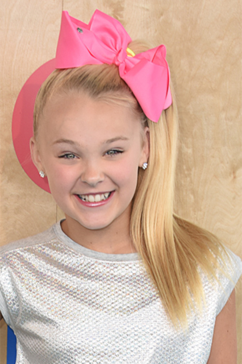 Jojo Siwa Straight Golden Blonde High Ponytail Ponytail