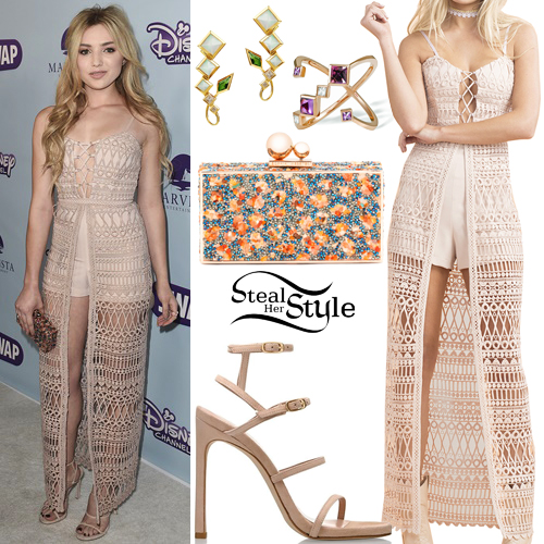 aeef45267 Peyton List at the premiere of