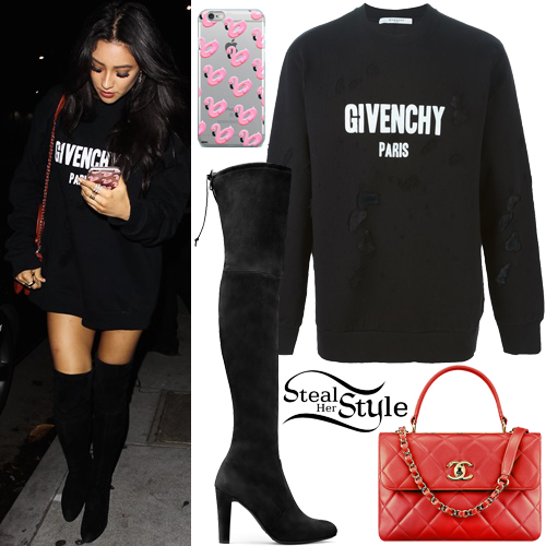 Shay Mitchell leaving Revolve in West Hollywood. October 14th, 2016 - photo: AKM-GSI