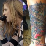 cassadee-pope-tattoo-clouds-music