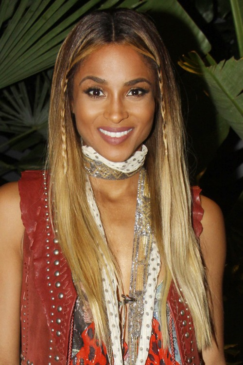 Ciara Hairstyles Ciara Long Wavy Cut Ciara Looks