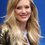 138745, Hilary Duff poses for photographs with fans outside the Good Morning America studios in New York. New York, New York - Tuesday June 16, 2015. Photograph: © RGK, PacificCoastNews. Los Angeles Office: +1 310.822.0419 sales@pacificcoastnews.com FEE MUST BE AGREED PRIOR TO USAGE