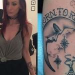 Jacqui Sandell Tattoos