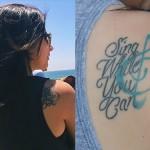 Jess Bowen Tattoos