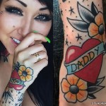 melissa-marie-green-daddy-hand-tattoo