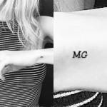 Sabina Gadecki Tattoos
