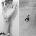 Aimee Song Tattoos