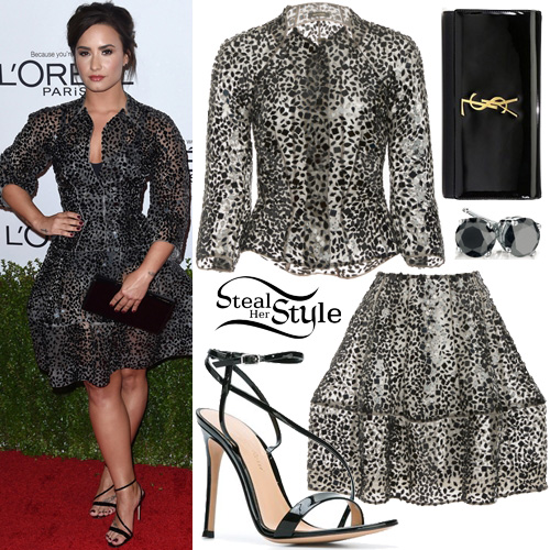 Demi Lovato at the Glamour: Women Of The Year Awards, in Hollywood. November 14th, 2016  - photo: FameFlynet