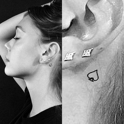 alexis ren 39 s 11 tattoos meanings steal her style
