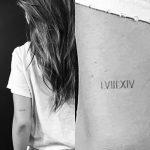 Alexis Ren Tattoos