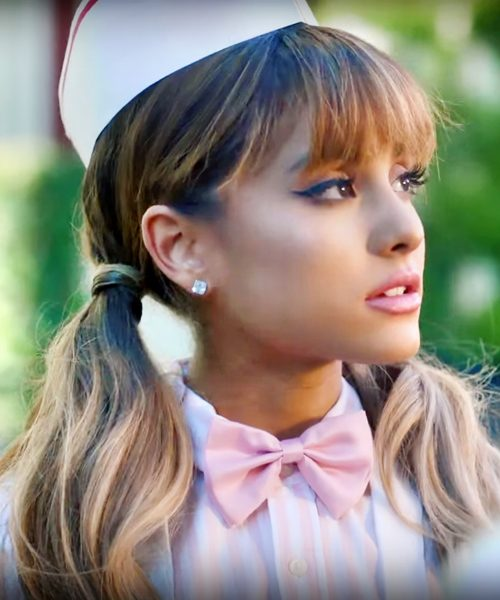 Ariana Grande S Hairstyles Amp Hair Colors Steal Her Style