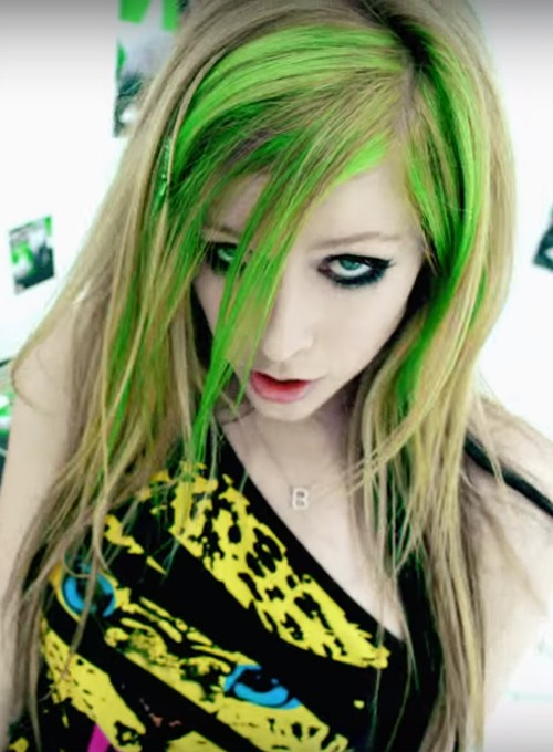 avril hair style avril lavigne s hairstyles amp hair colors style 5753