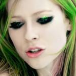 Avril Lavigne Makeup: Gray Eyeshadow Eyeshadow & Clear Lip ...  Avril Lavigne