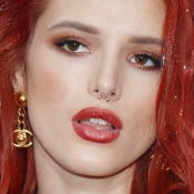 Bella Thorne piercings