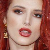 Bella Thorne Piercings