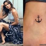 Bruna Marquezine Tattoos