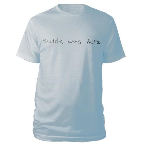 Demi Lovato Buddy Was Here T-Shirt