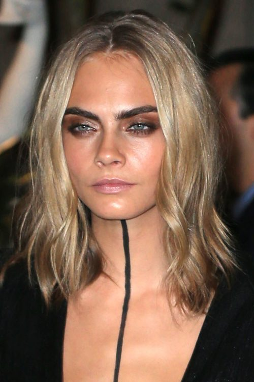 Image result for cara delevingne hair color