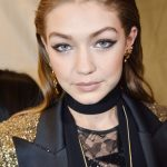 157845, Gigi Hadid during the Elie Saab Fashion Week Womenswear S/S 2017 Show. Paris, France - October 1, 2016 # 041581_039USA, OZ, NZ, SOUTH AFRICA, JAPAN AND CHINA ONLY Photograph: © CRYSTAL, PacificCoastNews. Los Angeles Office (PCN): +1 310.822.0419 UK Office (Photoshot): +44 (0) 20 7421 6000 sales@pacificcoastnews.com FEE MUST BE AGREED PRIOR TO USAGE
