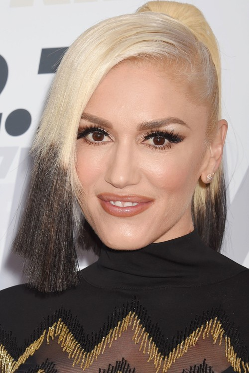 Gwen Stefani S Hairstyles Amp Hair Colors Steal Her Style