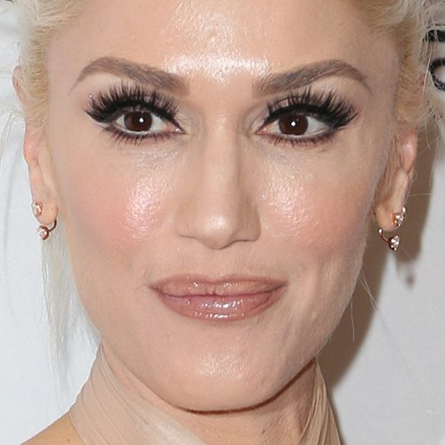 Gwen Stefani's Makeup Photos & Products