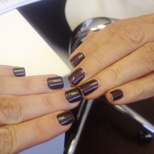 620 Celebrity Square Shaped Nails