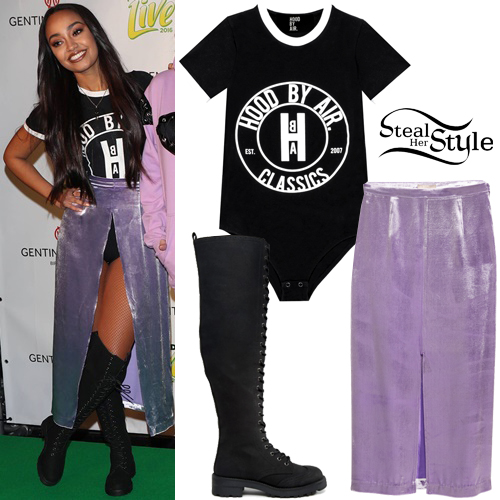 Leigh Anne Pinnock Fashion Steal Her Style Page 3