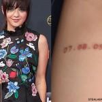 Maisie Williams Tattoos